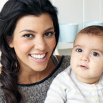 Celebrity Mom: Kourtney Kardashian