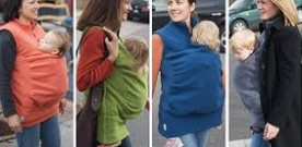 The Benefits of Baby Wearing