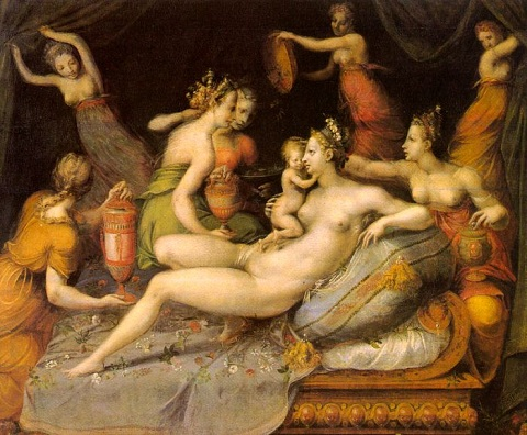 birth of cupid