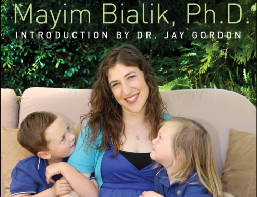 Beyond the Sling: A Conversation with Mayim Bialik