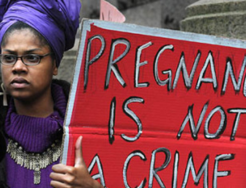 When Pregnancy is Criminal