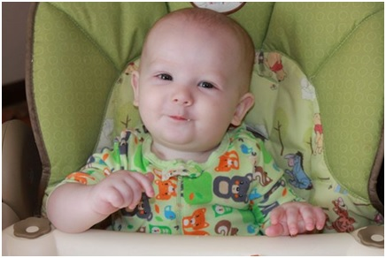 Guest Post Living With A Reflux Baby Evolutionary Parenting