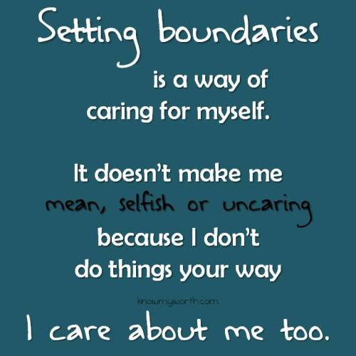 Emotional boundary dating christian