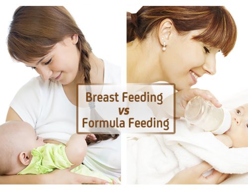 Is Breastfeeding Pressure Causing Postpartum Depression?
