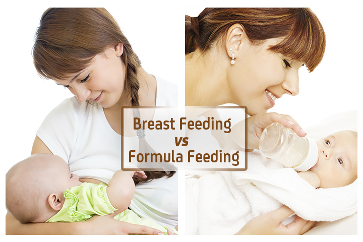 Breastfeeding vs formula research paper