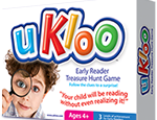 Review: uKloo Early Reader Treasure Hunt Game