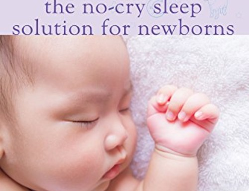 Review: The No-Cry Sleep Solution for Newborns by Elizabeth Pantley
