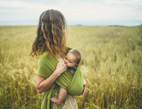 Babywearing: Not Just a Fad, but a Means of Connection